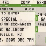 38 Special, January 20, 2005
